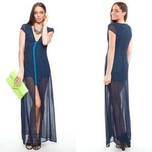 Keepsake the Label Fame and Fortune Maxi Dress